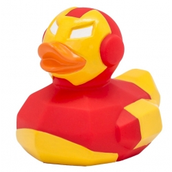 Rubber duck Red Star LILALU