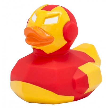 Rubber duck Red Star LILALU  Lilalu