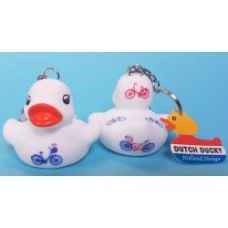 Keychain Bike  Dutch Ducky