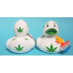 Gummie-ente Cannabis 8 cm  Dutch Ducky
