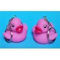 Sleutelhanger roze B