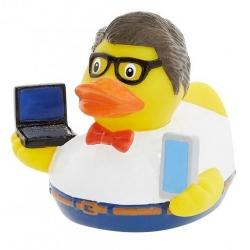 Rubber duck Nerd DR  More ducks
