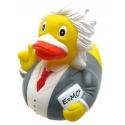 Rubber duck Albert Einstein LUXY