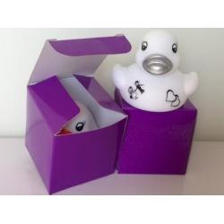 Box (pro 12) purple  Verpackung