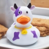 Rubber duck Cow LILALU