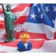 Rubber duck MR Sam America LILALU  Lilalu