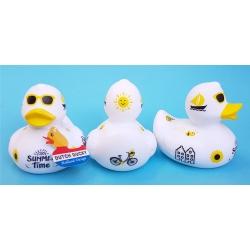 Rubber duck DUTCH DUCKY Summer Time 8 cm  Dutch Ducky