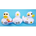 Badeend DUTCH DUCKY  Summer Time  8 cm