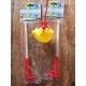 Kermis eend hengel 23,5 cm  Kermiseenden