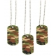 Dog tag camouflage  Labels