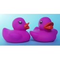 Rubber duck mini purple B