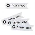 Etikett thank you (per 40)