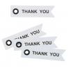 Label Thank You met oogje  (per 40 stuks)