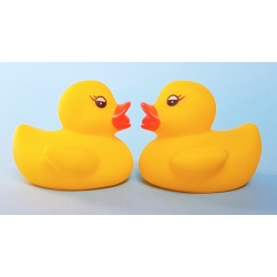 Rubber duck yellow B (100: € 0,90)  Yellow