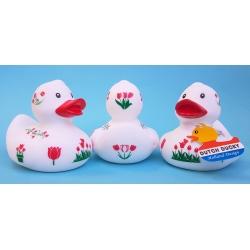 Gummie-ente DUTCH DUCKY Tulpe 8 cm  Dutch Ducky