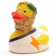 Rubber duck Zeus LUXY  Luxy ducks