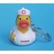 Keychain rubber duck Nurse  Keychains