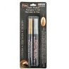 Fine Point Chalk Marker Gold-Silber