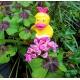 Badeend Bunny roze LILALU  Lilalu