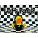Rubber duck heavy metal rock DR  Music ducks