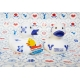 Badeend DUTCH DUCKY Delfts Blauw  Dutch Ducky