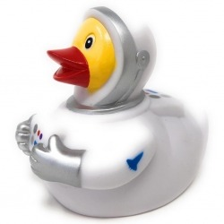 Rubber duck Astronaut LUXY  Luxy ducks