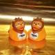 Rubber Duck Lion LILALU  Lilalu