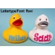 Duck with your own name  Home