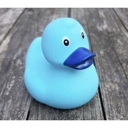 Rubberduck blue 8 cm B  Other colors