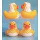 Rubber duck wedding Bride B (per 100: €1,75)  Wedding gifts