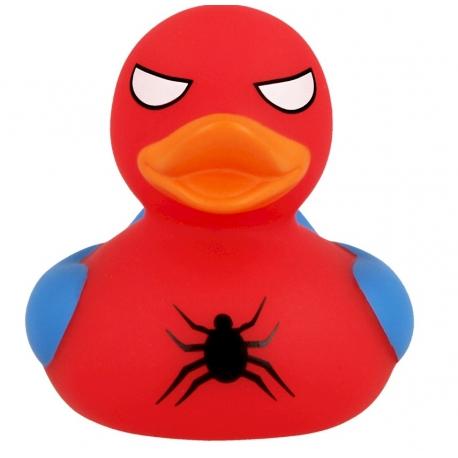 Badeend Spidy Spiderman Held LILALU  Lilalu