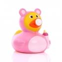 Badeend baby roze DR