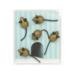 Mini Kühlschrankmagnete Maus Toppolino  Magneten mit bestellen