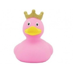 Rubber Duck crown pink LILALU  Lilalu