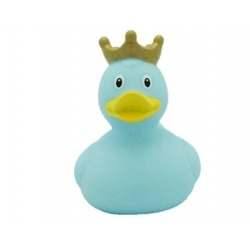 Rubber Duck crown Blue LILALU  Lilalu