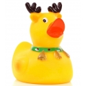 Rubber duck christmas reindeer DR