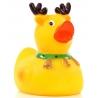 Rubber duck christmas reindeer DR