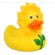 Rubber duck Sunflower LILALU  Lilalu