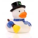 Rubber duck Schneemann DR
