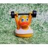 Weightlifter Duck Lanco