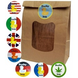 DUCKYbag (alleen het zakje)  Verpakking
