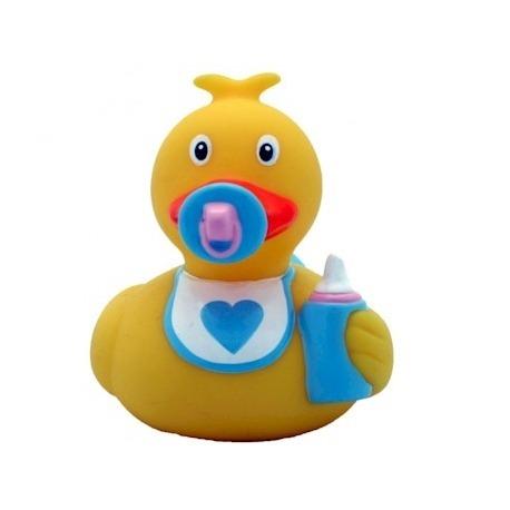 Badeend Baby Blauw LILALU  Lilalu