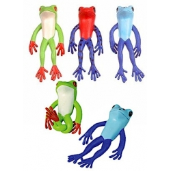 Stretch kikkers (set of 3)  Order also FROGS