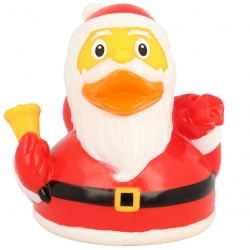 Rubber duck Santa LILALU  Lilalu