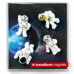 Mini fridge magnets Astronaut / space