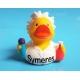 Rubber duck scientist DR  Profession ducks