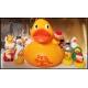 Rubber duck joy 5 cm (100 pieces: Eur 1,15)  Yellow