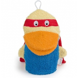 Supperman washcloth  More