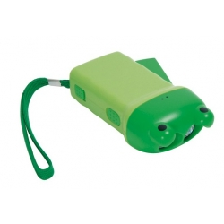 Frog dynamo flashlight  Keychains