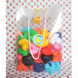 DUCKYbag Tasche mit 50 mini 5cm  Übrige farben